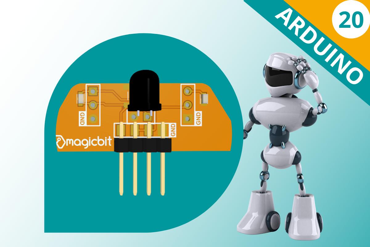 Arduino Lesson 20: IR LED