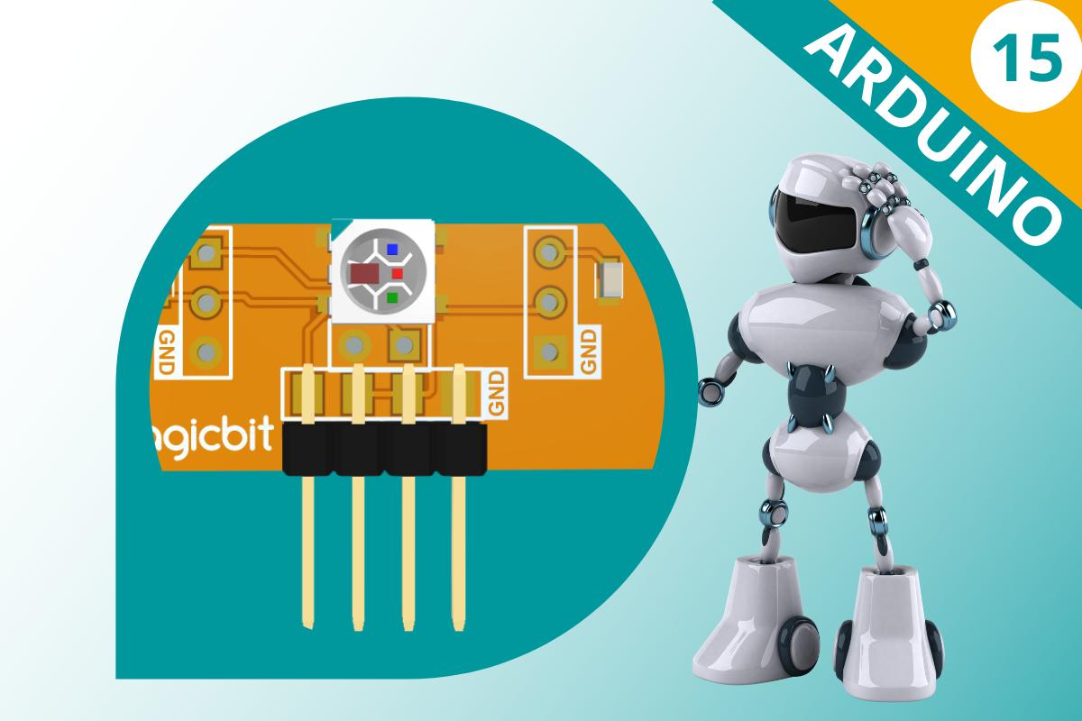 Arduino Lesson 15: RGB Module