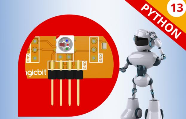 Micropython Lesson 13: RGB Module