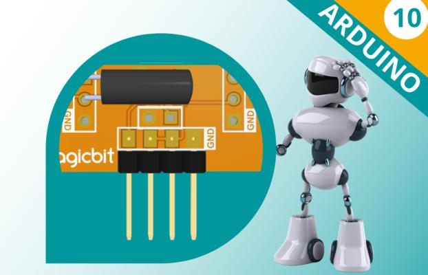 Arduino Lesson 10: Tilt Sensor