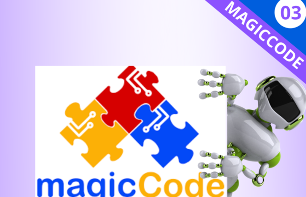 MagicCode Lesson 03: Arduino extension for MagicCode