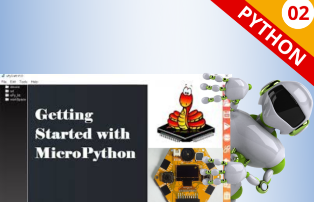 Micropython Lesson 1: Getting Started