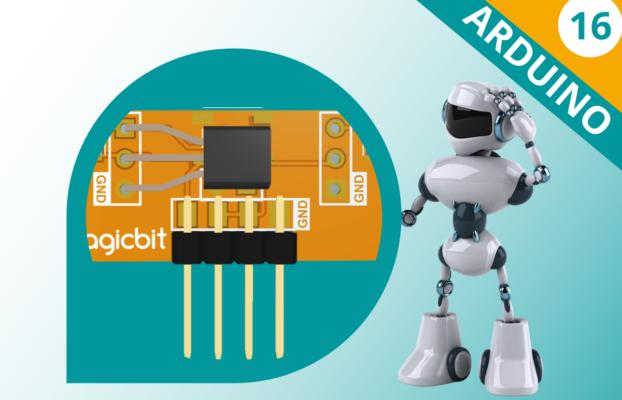 Arduino Lesson 16: Magnetic Sensor