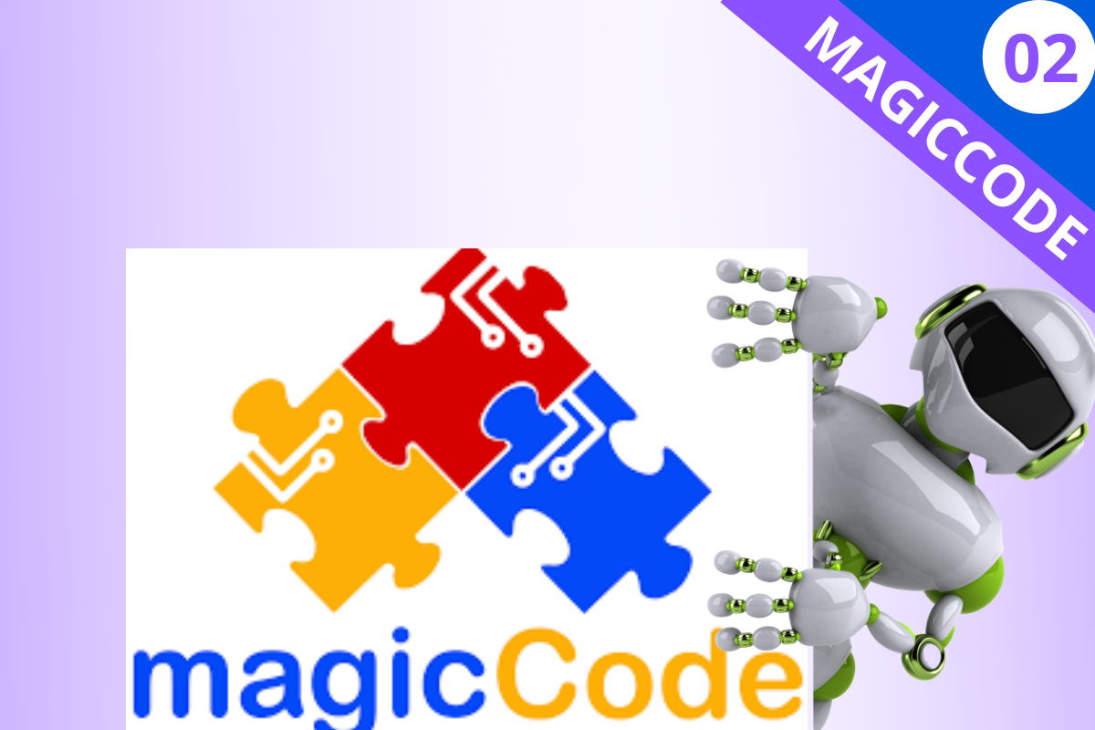 MagicCode Lesson 2: Magicbit extension for MagicCode