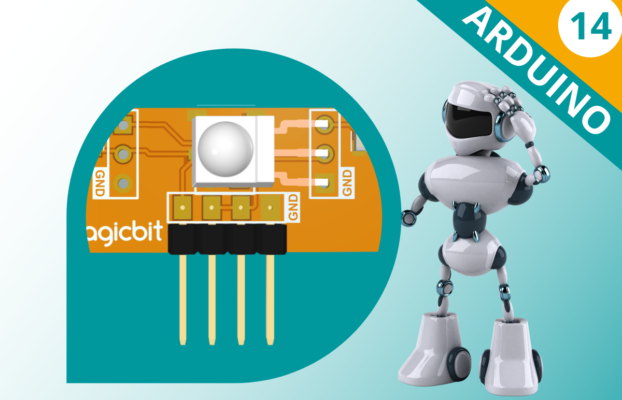 Arduino Lesson 14: Motion Sensor