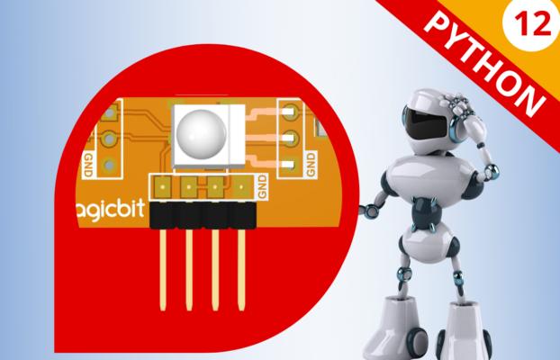 Micropython Lesson 12: Motion Sensor