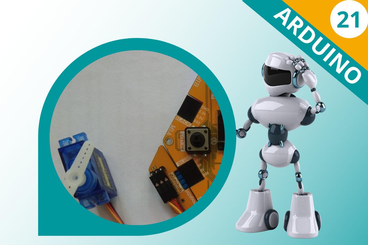 Arduino Lesson 21: Inbuilt motor controller