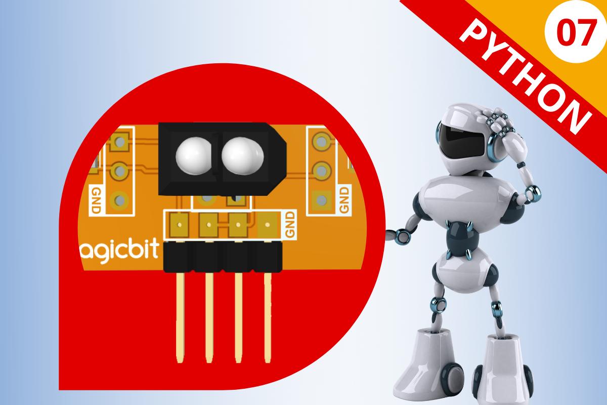 Micropython Lesson 7: Proximity Sensor