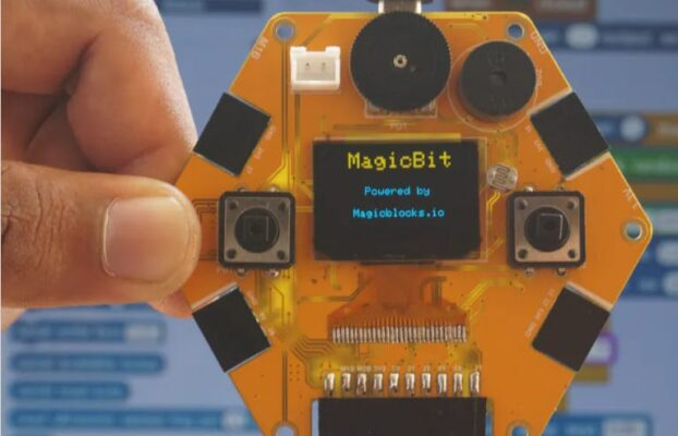Connect your Magicbit to ThingsBoard