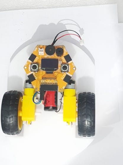 Bluetooth Control Car Using Magicbit Pic 2
