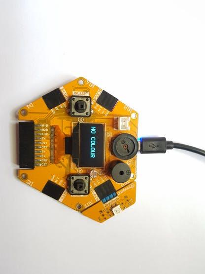 Simple DIY Colour Sensor Pic 1