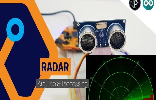 Simple Radar System From Magicbit