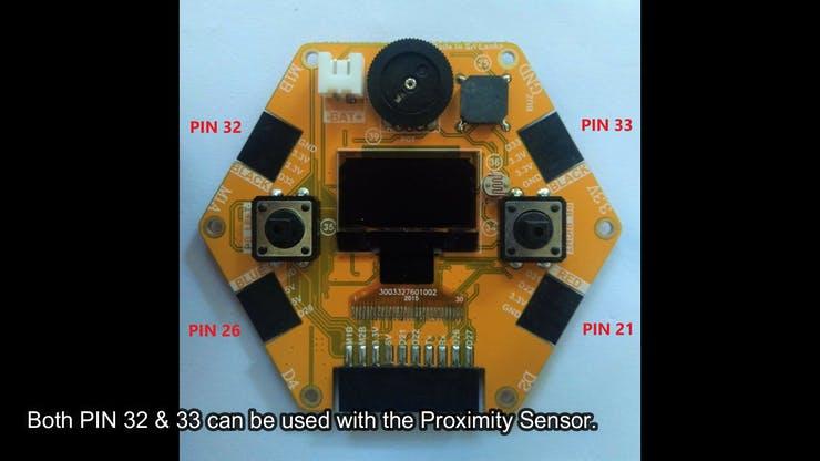 Make a Proximity Sensor with Magicbit pic 6