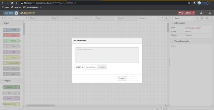 Use Dashboard Widgets with Magicbit pic 19